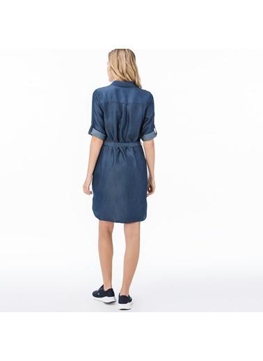 Lacoste Kadın  Elbise EF0912.12D Lacivert